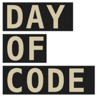 Day of Code 2019 logo